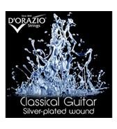 Juegos de cuerdas para guitarra clásica