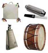 Percusión tradicional