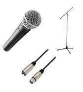 Juegos de micrófonos