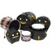 Estuches duros para tambores